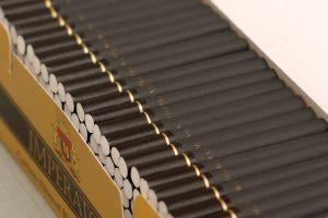 Цигарени гилзи IMPERATOR 200 BLACK CARBON