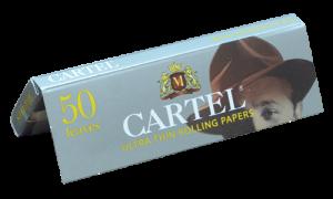 Хартийки за свиване CARTEL сиви