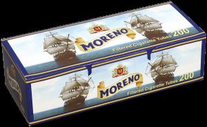 Цигарени гилзи MORENO 200 - 50 кутии
