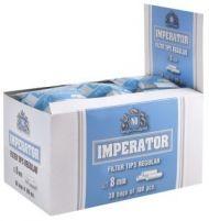 Дисплей с филтри за цигари IMPERATOR REGULAR 8 mm x 100 броя