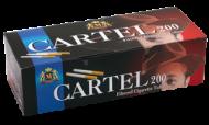 Празни цигари с филтър Cartel 200 - 50 кутии