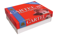 Cigarette Filtered Tubes CARTEL 1000 - 5 boxes