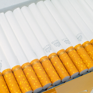 Cigarette filtered tubes CARTEL 200  25 mm x 50 boxes